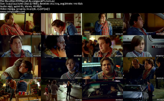 The Sitter 2011 DVDRip Español Latino Descargar 1 Link