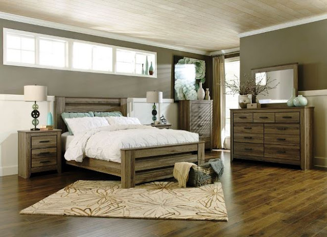 queen grey wood bedroom furniture sets under 500