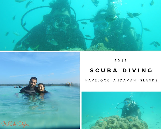 Ri(t)ch Styles Travels Scuba Diving Andamans Havelock Island