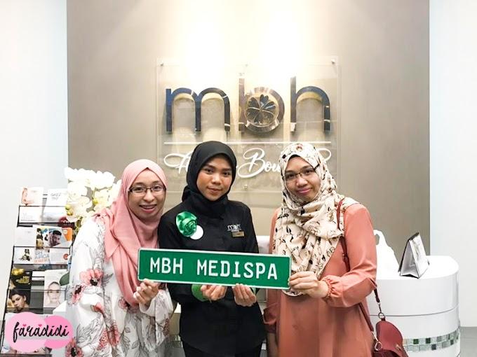 Kulit Makin Cantik & Lembut Selepas Buat Rawatan Muka di MBH Flagship Boutique Johor Bahru