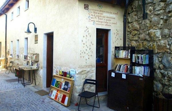 Urueña: Ένα χωριό στην Ισπανία γεμάτο βιβλία