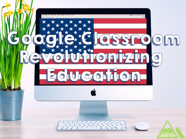 Google Classroom...Revolutionizing Education