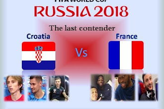 World Cup 2018 Final | Croatia vs France | The last contender