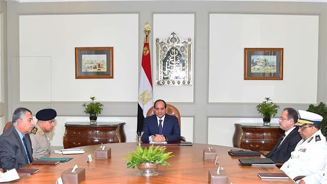 Egyptian President Abdel Fattah el-Sisi more determined in terror fight after attacks