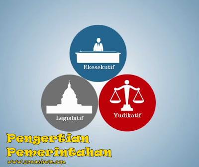 Pengertian Pemerintahan | www.zonasiswa.com