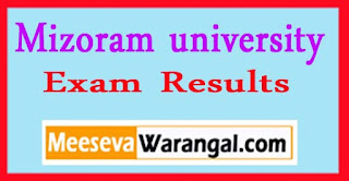 Mizoram university M.Sc. Physics. 2nd/ 4th Sem Re-evaluated 2015-16 Exam Results