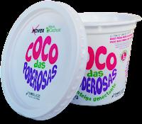 Resenha Coco das Poderosas - Novex Meus Cachos com óleo de coco, mel e manteiga de karité