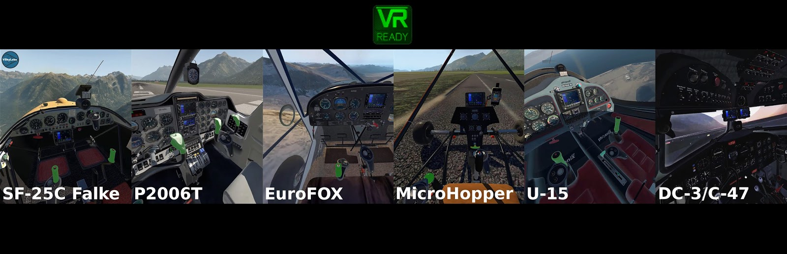 VSKYLABS VR PROJECTS