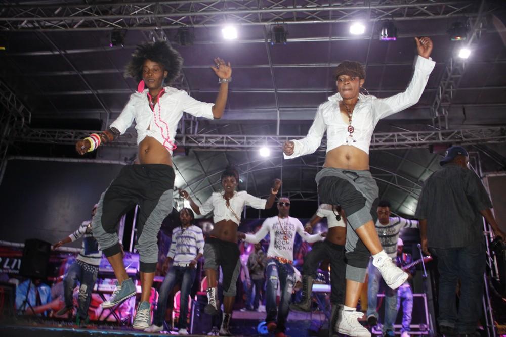 Bendi ya Diamond Musica yapagawisha Dar Live