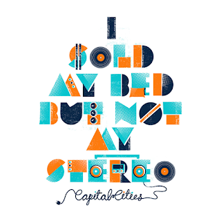 I Sold My Bed, But Not My Stereo Lyrics Capital Cities Lyrics