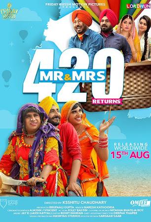 Poster Of Punjabi Movie Sharafat Gayi Tel Lene 2018 Full HD Movie Free Download 700MB Watch Online