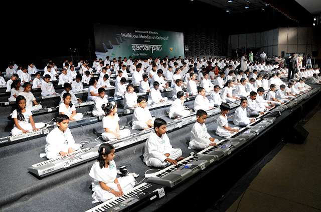 Guinness World Record in Chennai