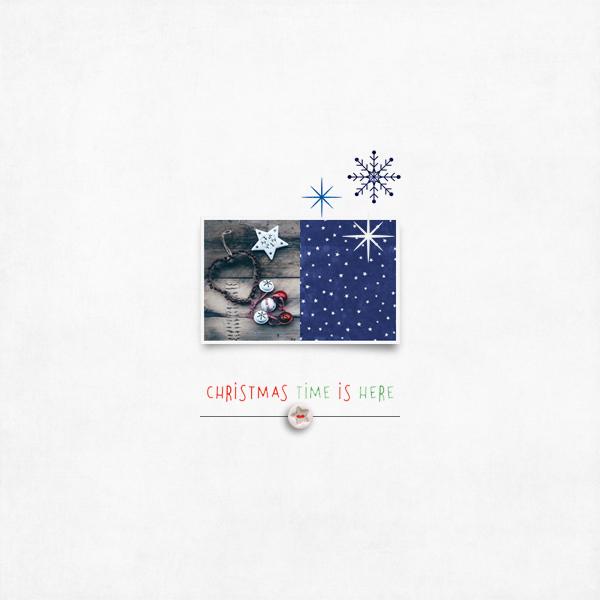 christmas time is here © sylvia • sro 2017 • nibbles skribbles • christmas time is here
