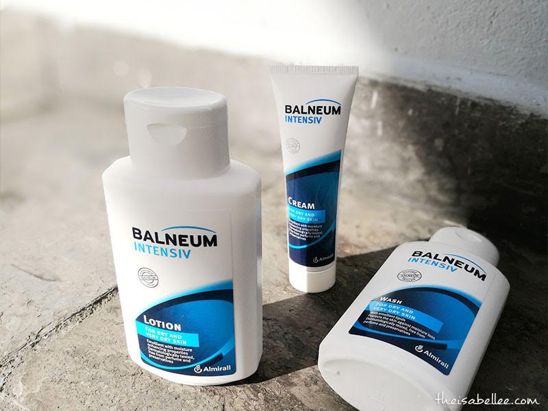 Balneum Intensiv product review