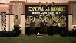 Mp3 Sholawat Assalamu'alaik - Sekar Kedaton (Festival Al Banjari 2016)