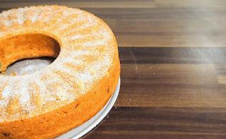 Bundt cake de Jengibre y Canela