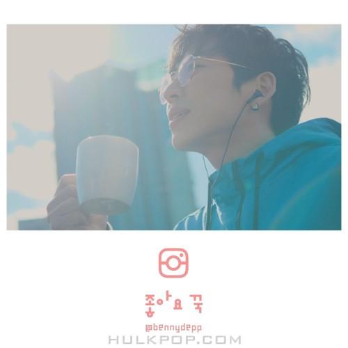 Bae In Hyuk – 좋아요 꾹 (DM x) – Single