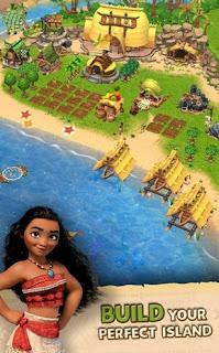 Moana Island Life Mod Apk v3.1.439.160 (Unlimited Gold)