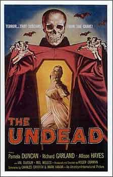 The Undead (La no muerta) una película dirigida por Roger Corman.
