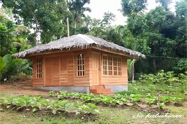 50 images of different bahay kubo or small nipa hut for House garden design in philippines