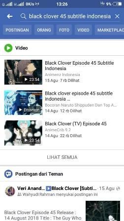 Cara Nonton Anime Gratis/Hemat Kuota di Android