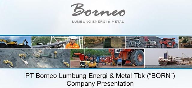 Lowongan Kerja PT Borneo Lumbung Energi & Metal Tbk, Jobs: Accounting SPV, Intership