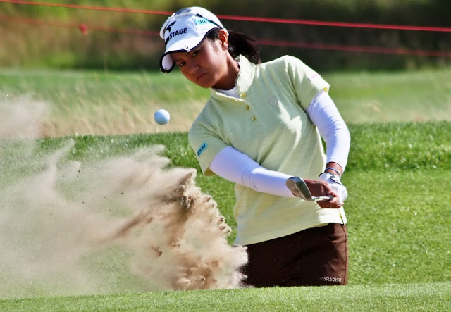 Ai Miyazato is one of the best LPGA players who never won a major