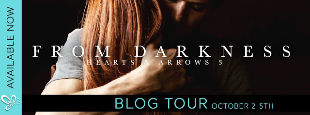 [Blog Tour] FROM DARKNESS by Staci Hart @imaquirkybird @jennw23 #UBReview