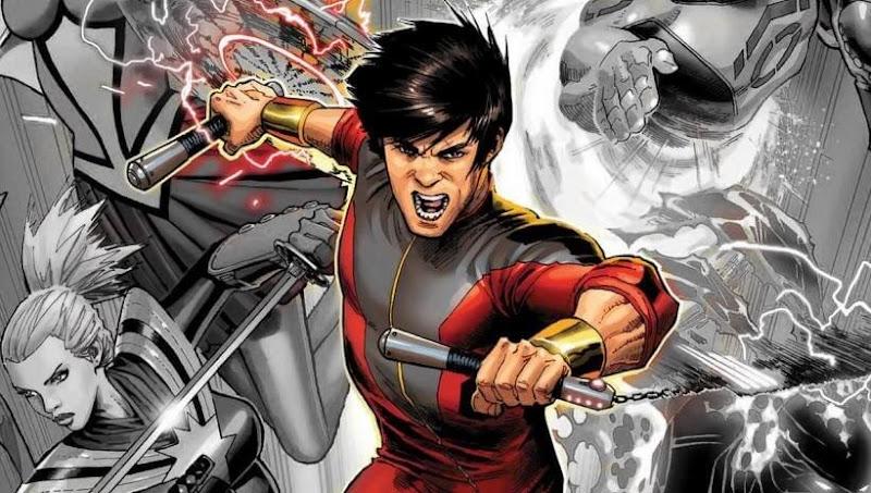 Film Marvel Setelah Avengers Endgame - Shang-chi