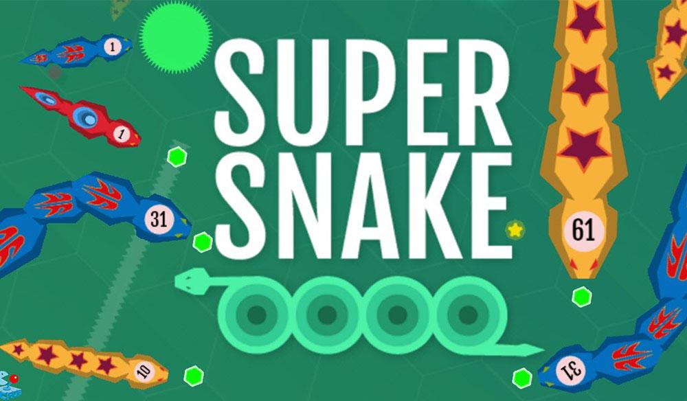 Supersnake.io, Ücretsiz Online Yılan Oyunu Oyna