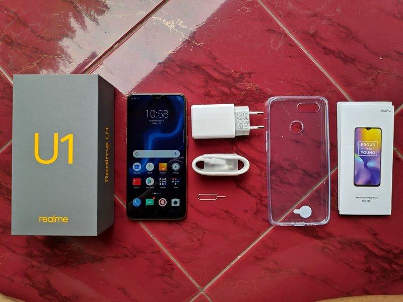 Paket Pembelian Realme U1