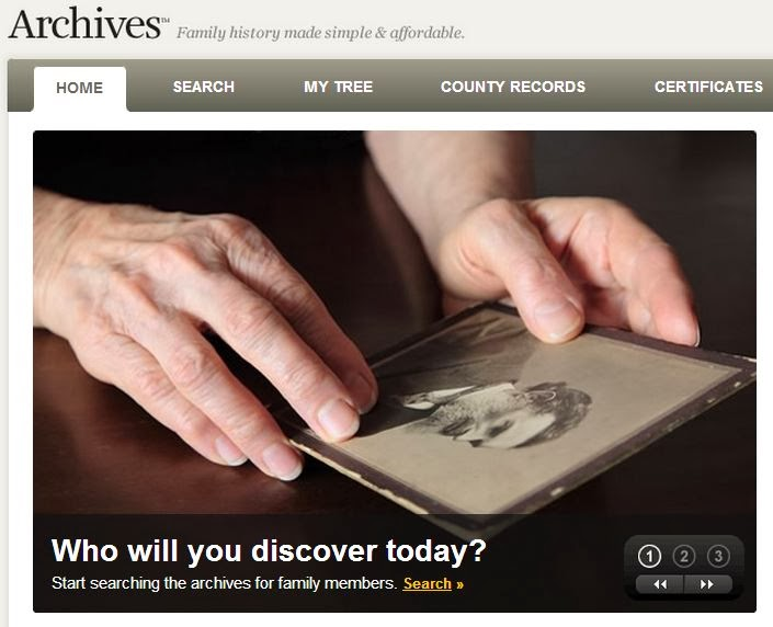 Granite Genealogy: Why I Use Archives com and the Addition