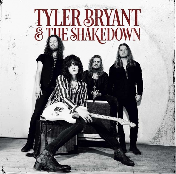 TYLER BRYANT & THE SHAKEDOWN'S NEW ALBUM 2017