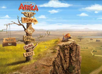 拯救計劃:非洲(Project Rescue Africa),模擬動物園養成遊戲!