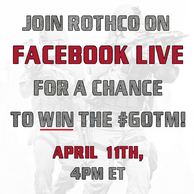 Rothco Goes Live!