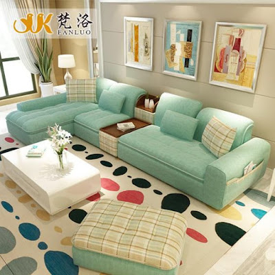 modern corner sofa set design for living room 2019