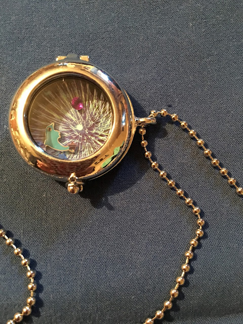 Locket made using MyStyle Craft Make Keepsake Lockets from Interplay