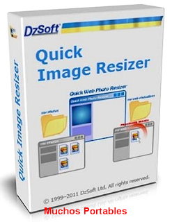 Quick Image Resizer Portable