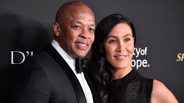"""La ex esposa de """"Dr, Dre"""" Supuestamente  'diezmó' la cuenta bancaria de la compañía al vaciar fondos"""