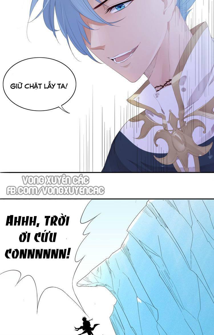 Phế Sài Nữ Vương Kỵ Sĩ Đoàn chap 1 - Trang 8
