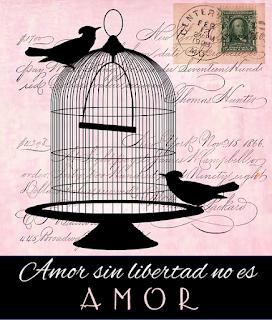 amor sin libertad no es amor