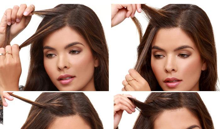 Miraculous How To Make Waterfall Twist Side Hairstyle Calgary Edmonton Short Hairstyles For Black Women Fulllsitofus
