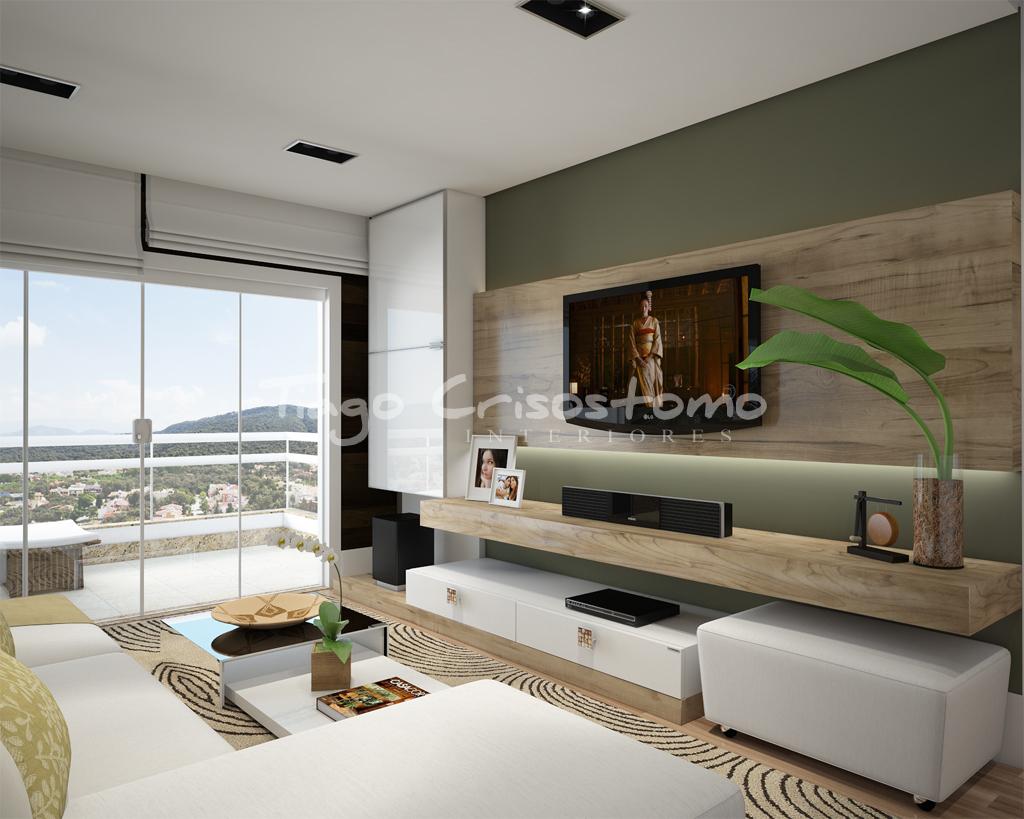 tiago crisostomo sala de tv. Black Bedroom Furniture Sets. Home Design Ideas