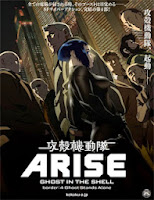 Ghost in the Shell ARISE - border:4 Ghost Stands Alone (2014) online y gratis