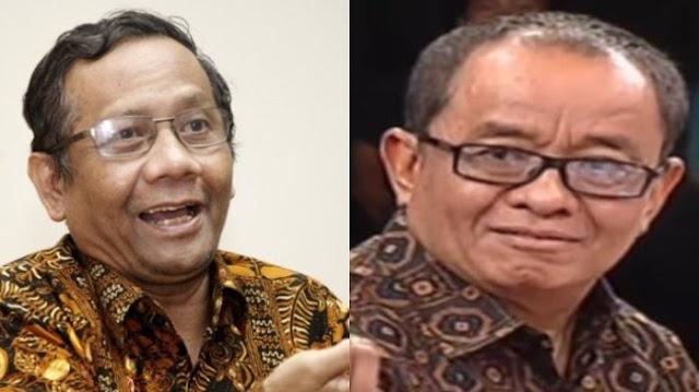 Said Didu Sebut Sapi Belum Beri Jawaban soal 2019, Mahfud MD Menanggapi
