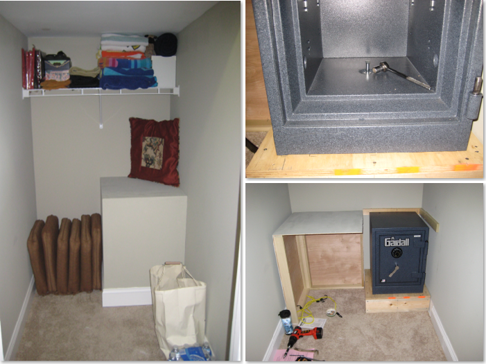 Safes That Can Be Bolted To The Floor - Flooring Ideas and