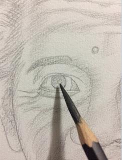 ฝึกวาดภาพคน