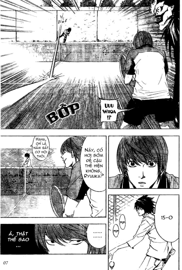 Death Note chapter 020 trang 8