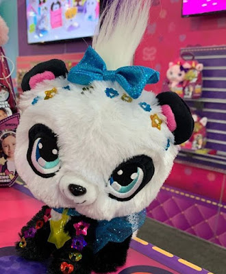Панда Shimmer Stars pets