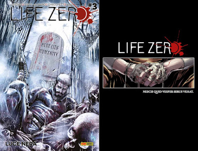 Life Zero #3 - Luce nera